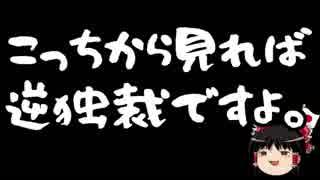 【ゆっくり保守】作るだの合流するだの落ち着かない日本の野党