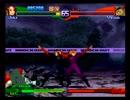 SS版 Street Fighter ZERO3 ドラマティックバトル ユーリ&ユーニ ALL