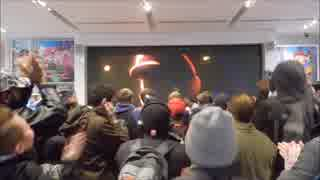 【海外の反応】ニンテンドーダイレクト Nintendo Direct 3.9 NY任天堂でのリアクション