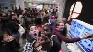 【海外の反応】スマブラ for Switchの発表を見た外国人の反応