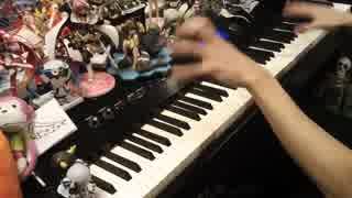 【ピアノ】「ガヴリールドロップキック」を弾いてみた 【ガヴリールドロップアウトOP】