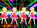 Scarlet Devil Frandle Dance 【Pac Ghost Dance】