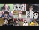 「ポプテピピック」10話を見た海外の反応