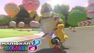 【マリオカート8DX】 ニコニコ vs YouTube