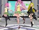 【MMD】ナナさんでToLOVEるダークネスOP曲【モーション更新】