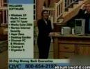「[放送事故]DellのPCをテレビ通販番組で紹介中、正しい使い方が紹介されている件。」のイメージ