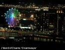 【就寝用BGM】聖路加タワー展望室から見たお台場【夜景】