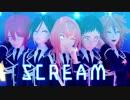【MMD刀剣乱舞】SCREAM【粟田口短刀年長組】 thumbnail