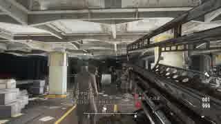 ヌカ・シュラウド fallout4で衣装.ヌカ兵器縛り 実況プレイpart7