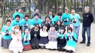 【ぺんたちゃん大学卒業祝い】桜ノ雨 みんなで踊ってみた