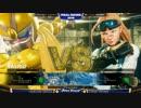 FinalRound2018 スト5AE TOP64Winners 竹内ジョン vs Verloren