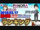 【第4回】週間VTuberランキング【司会:ときのそら】【修正版】