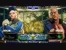 FinalRound2018 スト5AE Top8Losers Neon vs ネモ