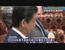安倍総理が森友学園決裁文書改ざん関与否定「指示しようがない」