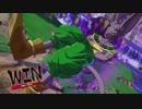 【ランクマ】21号SSGSS悟空ビルスチーム対戦動画11【VS18フリクリ・16純粋SSJ悟空】