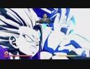 【ランクマ】21号SSGSS悟空ビルスチーム対戦動画12【VS青飯セルSSJベジ・SSGSS悟トラ少飯】