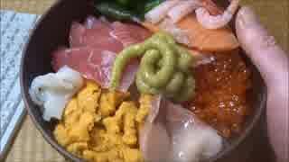 スペシャルな海鮮丼食べてみた【海のハイボール】