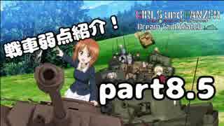 【実況】全戦車使います!ガールズ&パン