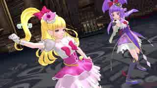 【MMD/プリキュア】 キュアミラクル、マジカルでおどりゃんせ