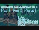 【ニコカラ】Fun! Fun! Festa!【off vocal】