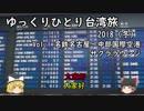 第21位:【ゆっくり】ひとり台湾旅2018(冬) Vol.1 thumbnail