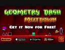 Geometry Dash Meltdown BGM【作業用BGM】
