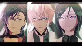 【MMD刀剣乱舞】SCREAM【亀甲/明石/薬研】