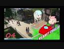 【茜と葵】遊園地を二人がのんびり作る:4日目【PlanetCoaster】