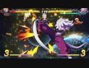 【ランクマ】21号SSGSS悟空ビルスチーム対戦動画14【VS21号ブラックSSJベジ】