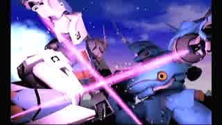 [ゆっくり] セガサターン版機動戦士ガンダム ギレンの野望ジオン公国初見プレイpart1