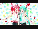 【カバー】Girl meets Love【重音テト&初音ミク】
