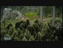 【FF15】森の縄張り争い!?(サボテンダーVSキュウキ×3)