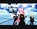 【MMD】BREEZE -Luka・KAITO・Ren-