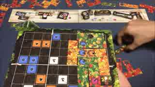 フクハナのボードゲーム紹介 No.245『インディアン・サマー』