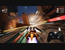 Redout: Calima (Cairo-1) Class II Pure Time Attack with Controller Display (OBS)