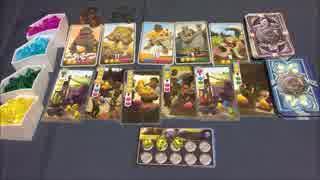 フクハナのボードゲーム紹介 No.246『センチュリー:ゴーレム』