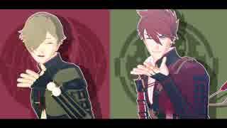 【MMD刀剣乱舞】古備前でGirls【大包平・鶯丸】