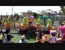 【鈴鹿サーキット:ぶんぶんうんどうかい】お花の蜜(ボール集め)に参加するあい❤遊園地 お出かけ イベント キャラクター