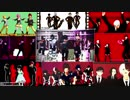 Twitterログ動画9 (A組男女混合動画)