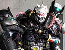 第87位:仮面ライダーオーズ/OOO 第47話「赤いヒビと満足と映司の器」 thumbnail