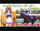 【第2R】 ウマ娘プリティーダービーに登場するキャラクターのモデルになった競走馬をゆっくり解説!ダイワスカーレット編
