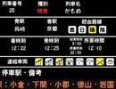 気まぐれ鉄道小ネタPART220-1 国鉄博多駅に発着する列車【始発~13:00】
