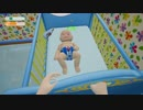 #2終【Mother Simulator】ママ養成所からこんにちは【つみき荘】