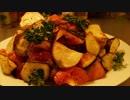 いいかげんに作る 野菜のオーブン焼き