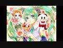 (初音ミクV4)夏パインコーラ(オリジナル)高音質版