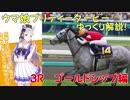 【第3R】 ウマ娘プリティーダービーに登場するキャラクターのモデルになった競走馬をゆっくり解説!ゴールドシップ編