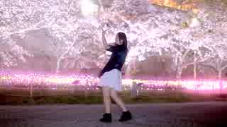 【玲緒】極楽浄土  踊ってみた【桜が綺麗】