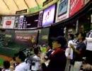 東京ドーム:オリックスバファローズ応援風景