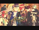 【MMDあんスタ】七つの大罪【物語風】