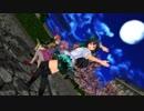 【MMD】夜桜の地霊殿で極楽浄土 1080P